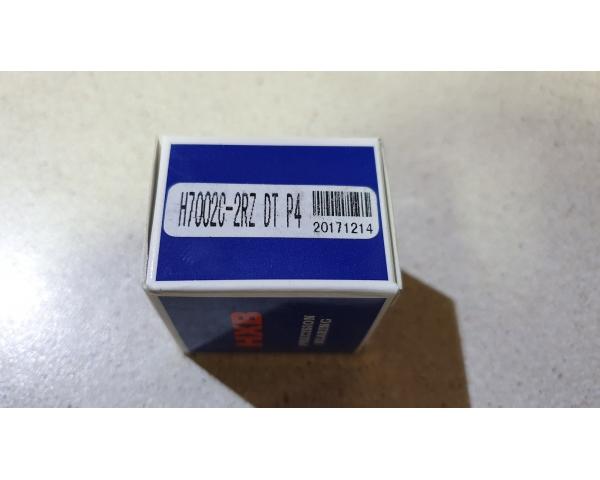 Подшипник H7002C-2RZ DT P4 металл